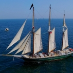 Tall Ships Field Trip with the IVHS