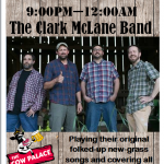 The Clark McLane Band at the Cow Palace