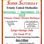 Super Saturday at Trinity United Methodist Church