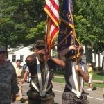 Randolph's Veteran Parade 2019