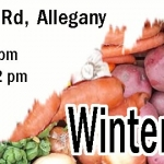 Canticle Farm's Winter Market