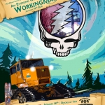 Working Man's Dead at Holimont Poster
