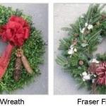 Pfeiffer Nature Center Wreath Sale 2018