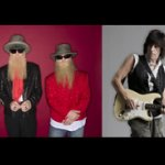 ZZTop with Jeff Beck
