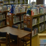 Children's section of Library
