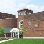 Photo of the Regina A. Quick Center at St. Bonaventure University