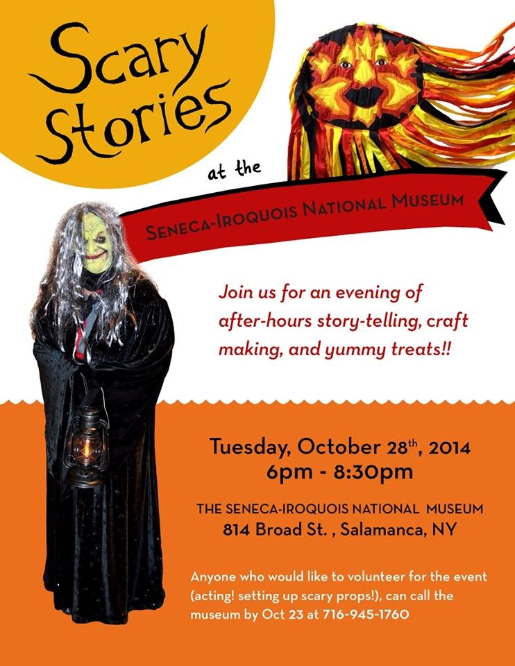Scary Stories!
