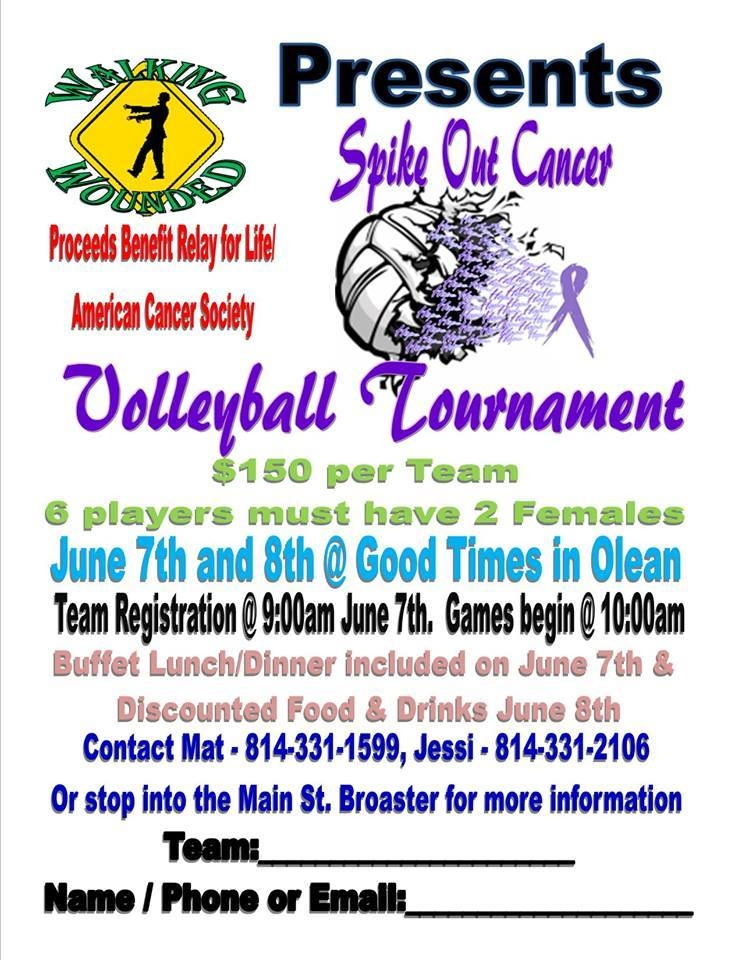 Volleyball for the Cause