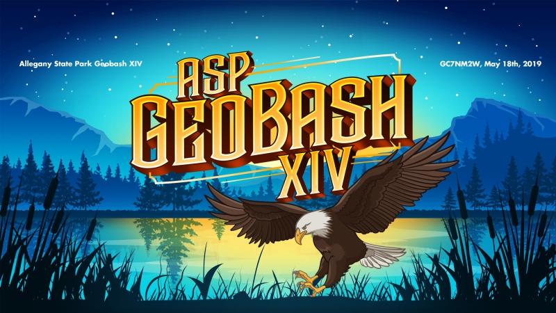 Geobash 2019 logo