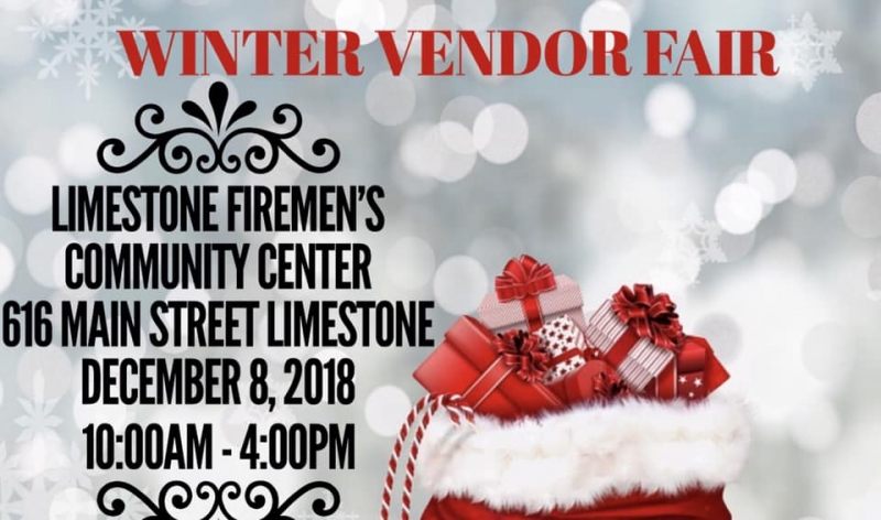 Winter Vendor Fair info