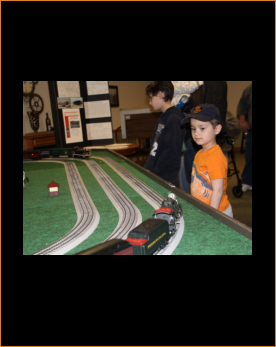 Toy Train Collector Society's Fall Show 2017