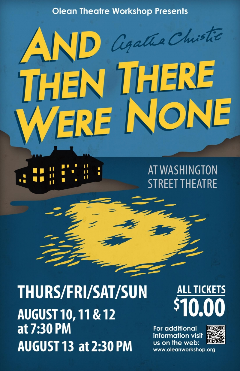 And Then There Were None by Olean Theatre Workshop
