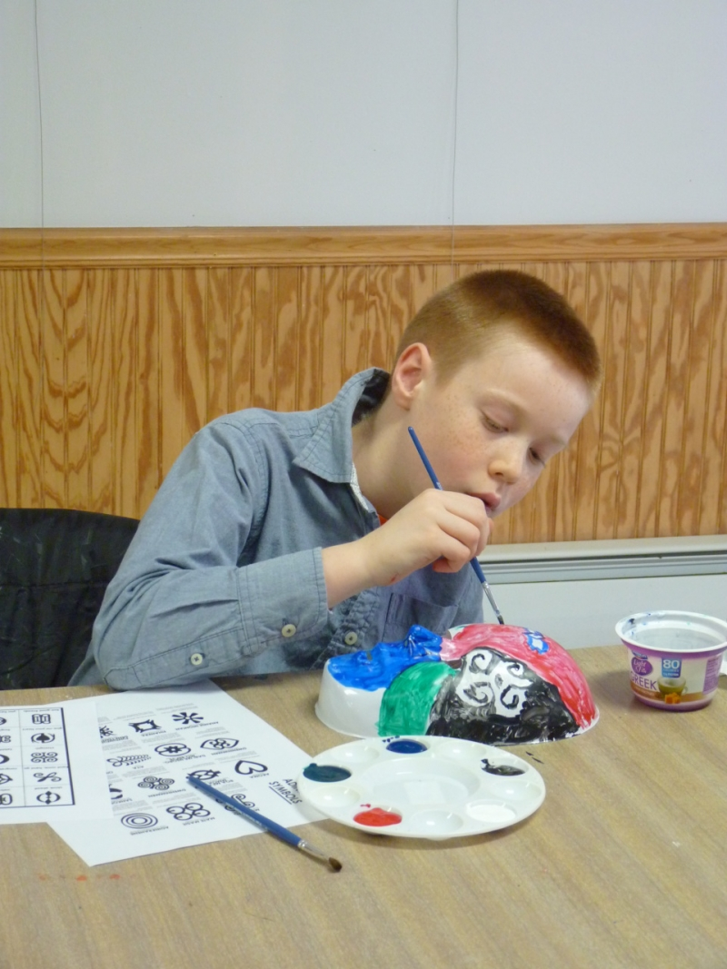 February Kids Arts Camp at Arts Council