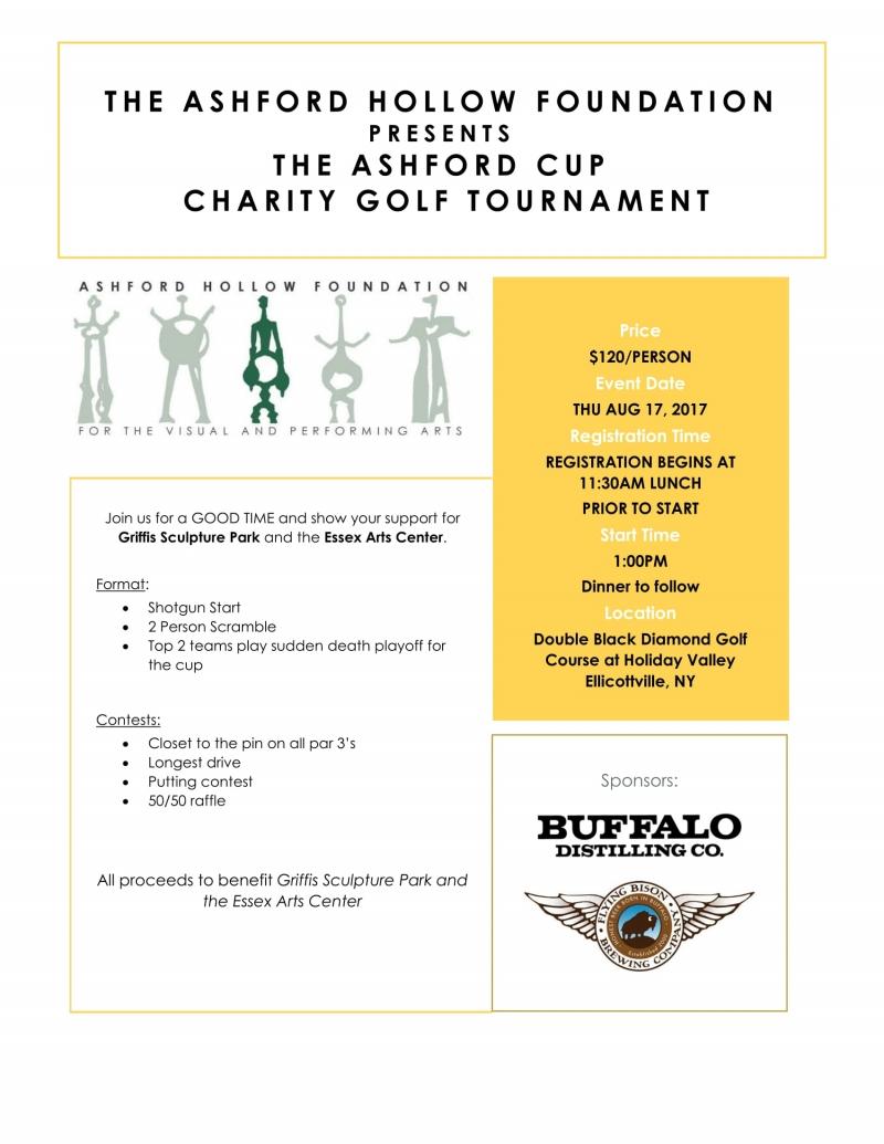 Golf Tournament to benefit Griffis Sculpture Park