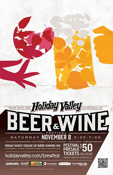 Holiday Valley Mountain Resorts 11th Annual Beer And Wine Festival