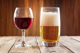 wine and beer image