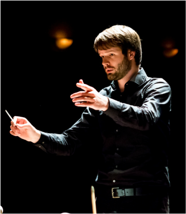 Benjamin Grow conducts 15th season Southern Tier Symphony