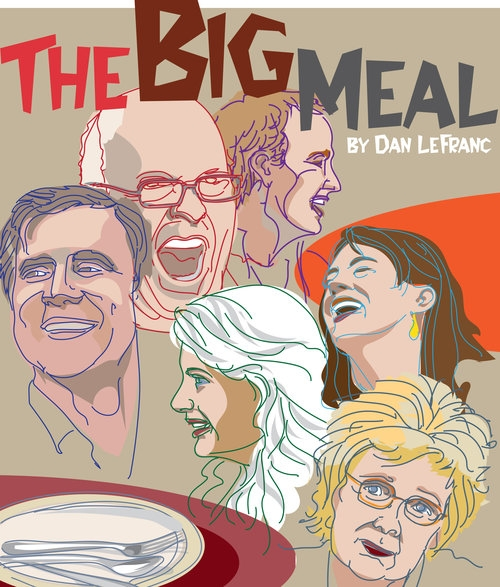 The Big Meal performed by Olean Community Theatre