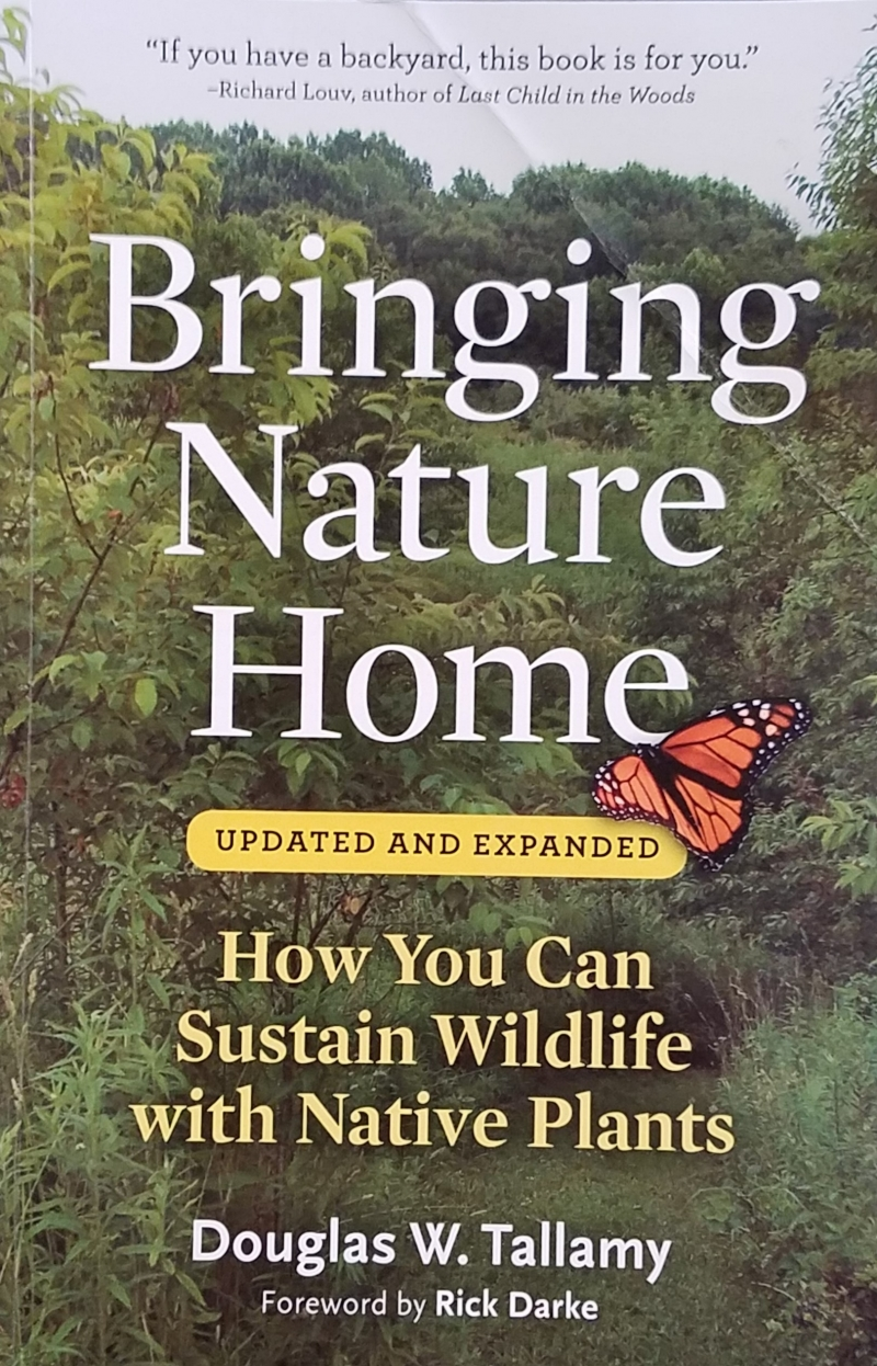Book Cover for Pfeiffer Nature Center Program