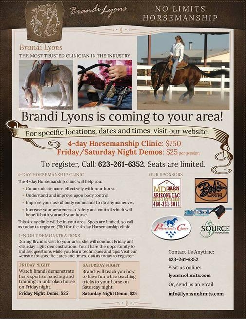 Brandi Lyons poster