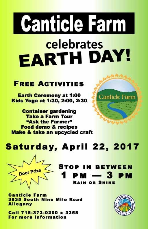 Earth Day 2017 at Canticle Farm