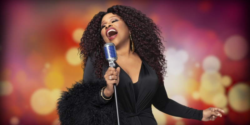 Chaka Khan at the Seneca Allegany Casino