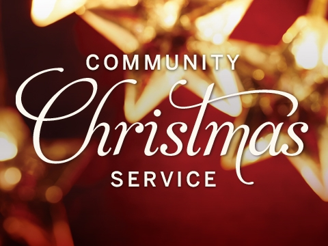 Allegany Area HIstorical Association's Christmas Service