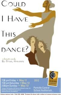 Could I Have This Dance? poster