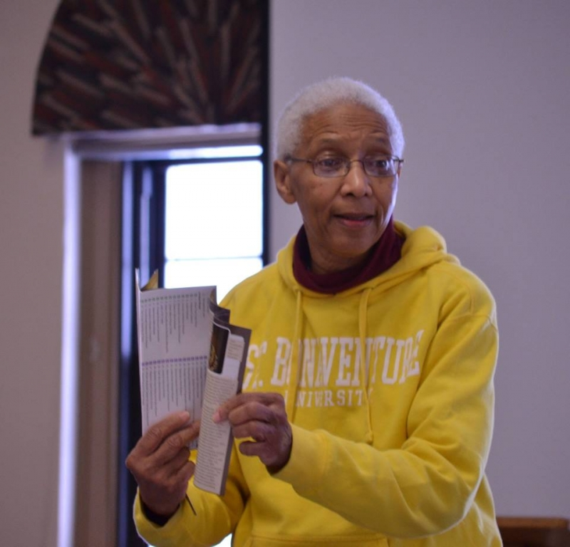 Underground Railroad in Olean talk at Allegany Heritage Center