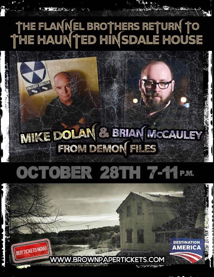 Demon Files at the Haunted Hinsdale House