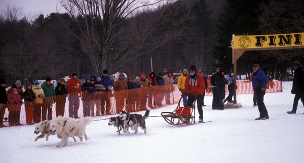 Races at Allegany State Park