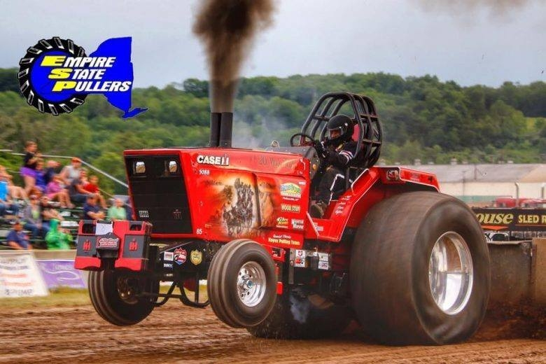 Empire State Pullers Freedom Daze at the Catt Co Fairgrounds