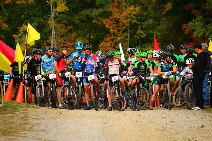 Fall Festival Mountain Bike Race