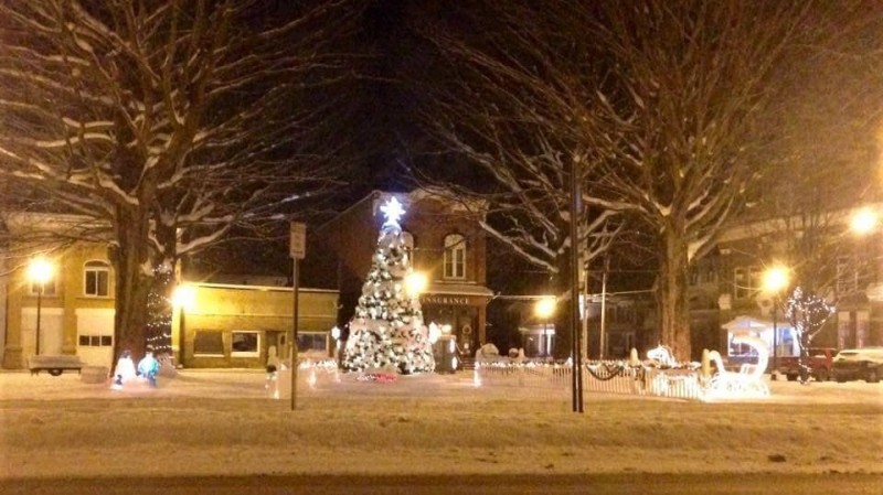 Franklinville Christmas 2018