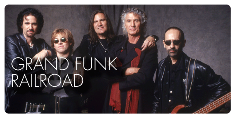 Grand Funk Railroad at the Ellicottville Summer Music Festival
