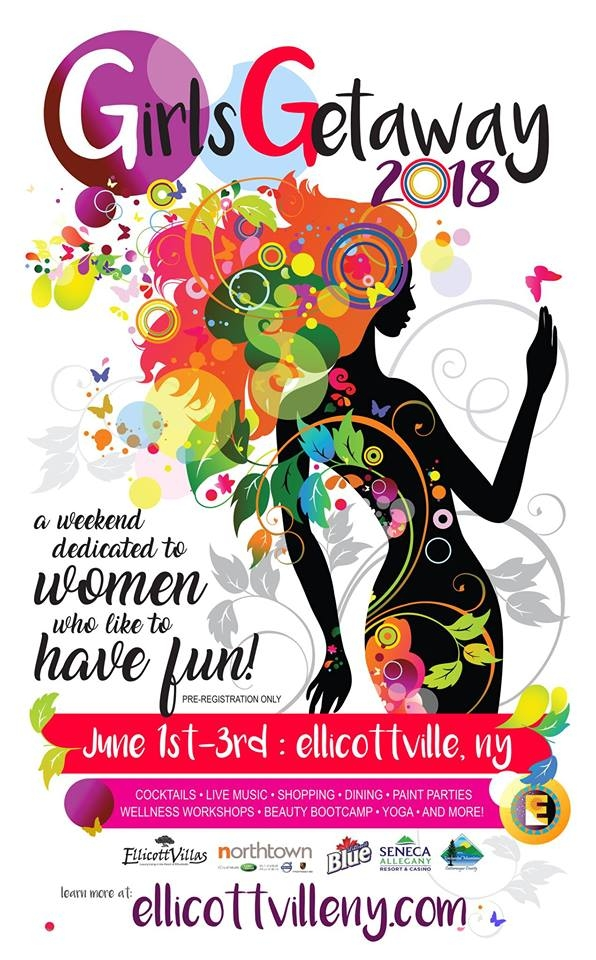 Ellicottville Girl's Getaway Weekend 2018