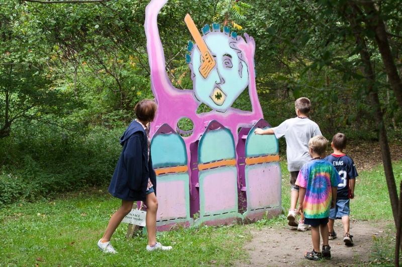 Griffis Sculpture Park opens 2018