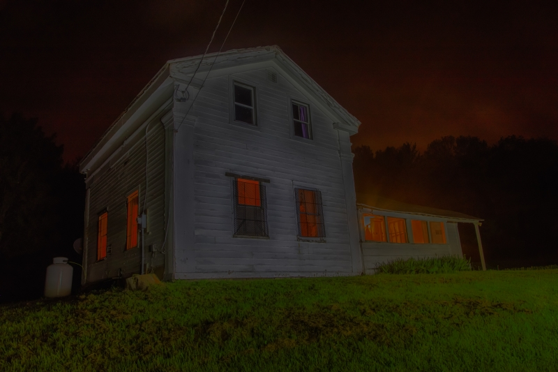 Ghost Hunt at the Haunted Hinsdale House