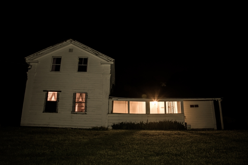 Public Ghost Hunt of the Haunted Hinsdale House