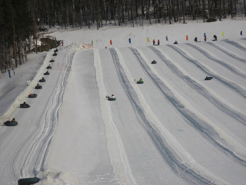 Holiday Valley Tubing Co.