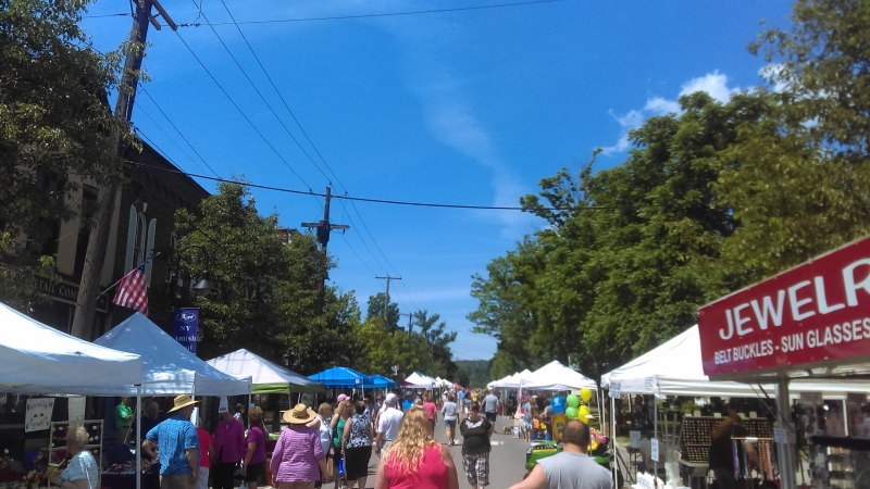 Randolph's Arts and Crafts Festival 2018