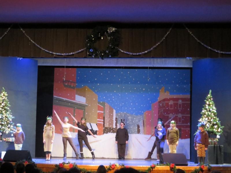 Ray Evans Seneca Theater's Christmas Cabaret