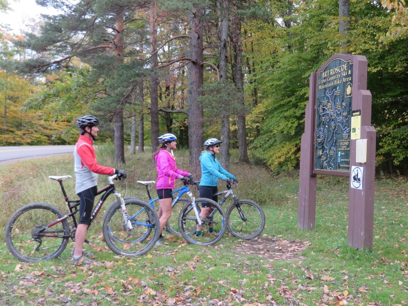 Get Outdoors Day at Allegany State Park