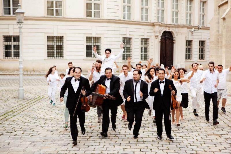 Friends of Good Music presents Janoska Ensemble