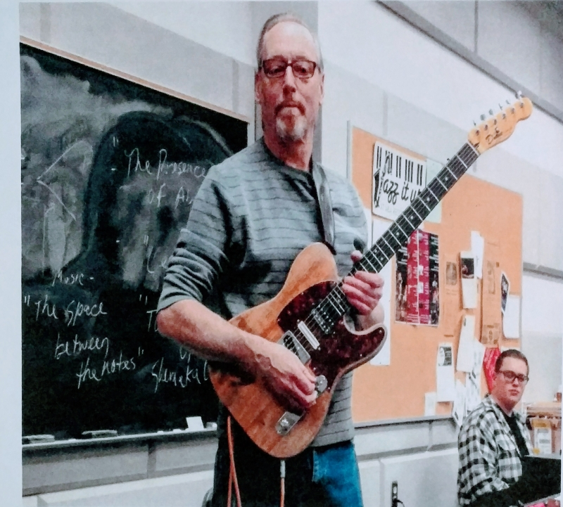 Black History Month Guitar Presentation