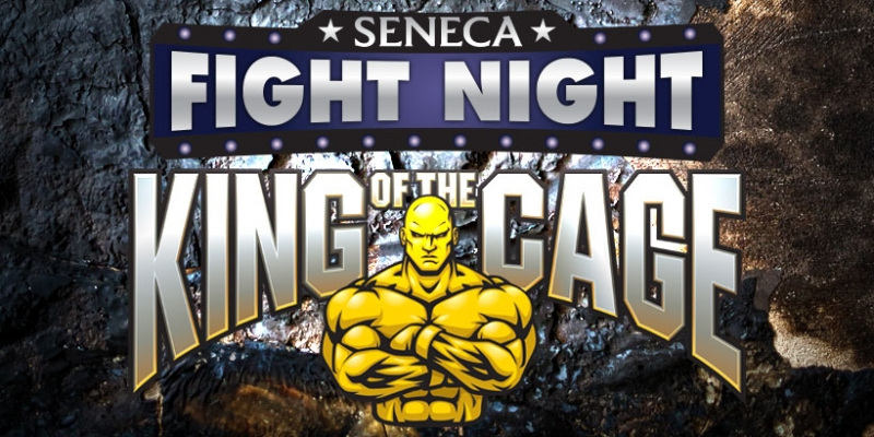 King of the Cage at Seneca Allegany Casino