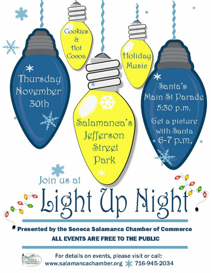 2017 Light Up Night