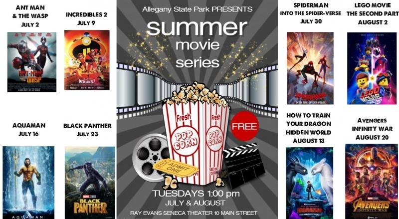 Free Movie Tuesdays in Salamanca