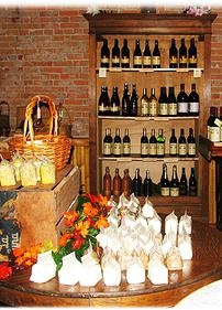 display at Murphy's Wine & Gourmet
