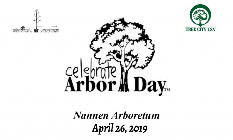 Nannen Arboretum Arbor Day Celebration
